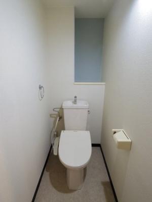【トイレ】フローラル・ティアラ大泉学園