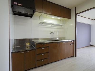 【キッチン】フローラル・ティアラ大泉学園