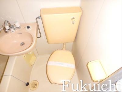 【トイレ】碑文谷壱番館
