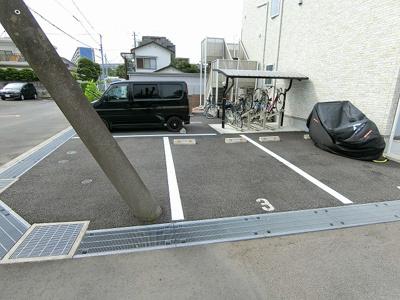 【駐車場】サンピース