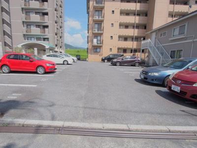 【駐車場】ヴィラクレール