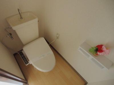 【トイレ】ヴィラクレール