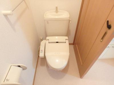 【トイレ】アイビーハイツE