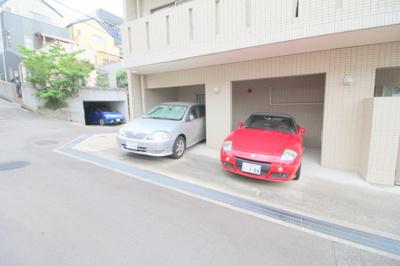 【駐車場】ソレイユ曽根東町