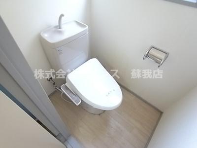 【トイレ】ミルフィーユ大巌寺