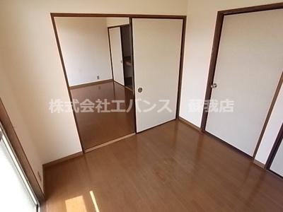 【寝室】ミルフィーユ大巌寺