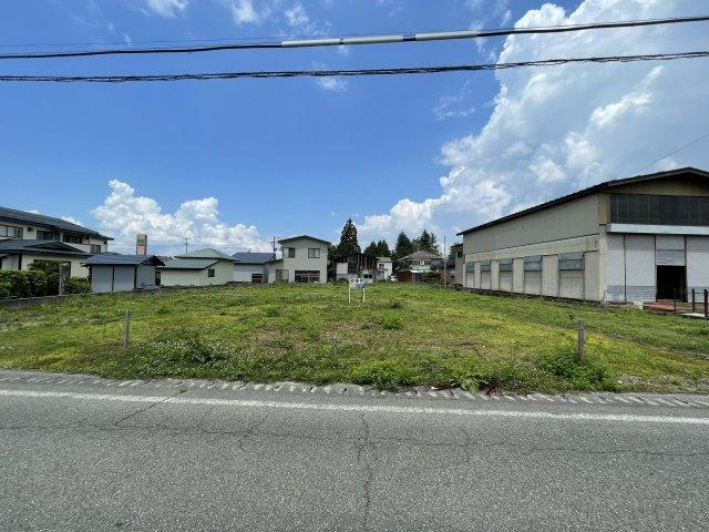 【外観】美郷町六郷 362坪 住宅用地 事業用地 土地物件 現状渡し