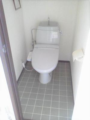 温水洗浄便座 ※写真はイメージです