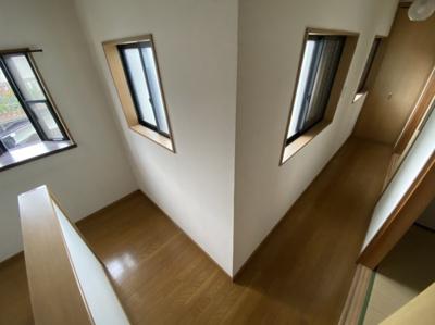 2階ホールです