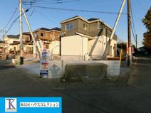 龍ケ崎市城ノ内20-2期 新築戸建 1号棟の画像