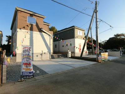 【区画図】龍ケ崎市城ノ内20-2期 新築戸建