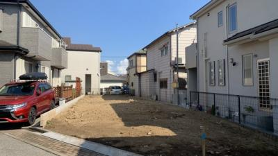 ~外観~緑豊かな閑静な住宅街に位置しております。