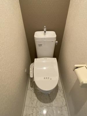 【トイレ】ユナイト根岸ブルーノ・コンティ