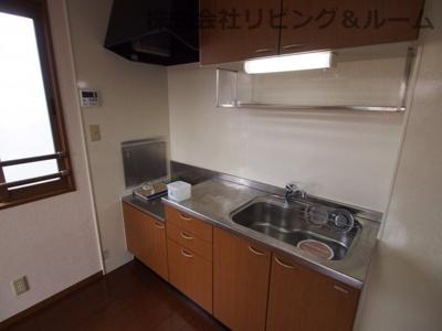 【キッチン】グランディア・A棟