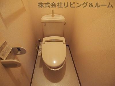 【トイレ】グランディア・A棟