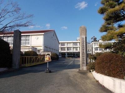 菊川市立河城小学校まで1400m