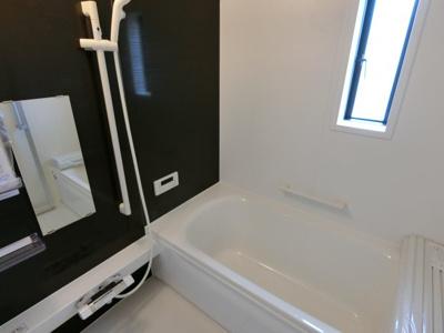 【浴室】土浦市中荒川沖町第2 新築戸建 1号棟