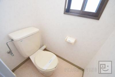 【トイレ】見能林ハイツ