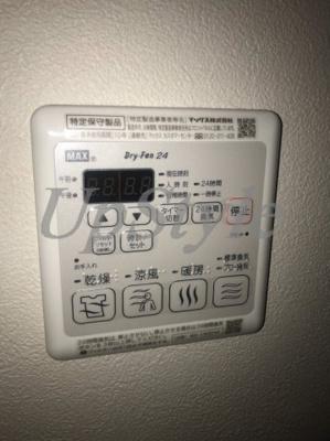 【設備】ホームグレース