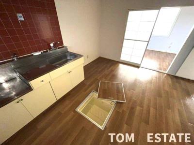【収納】パインリーフ泉ヶ丘 3号館