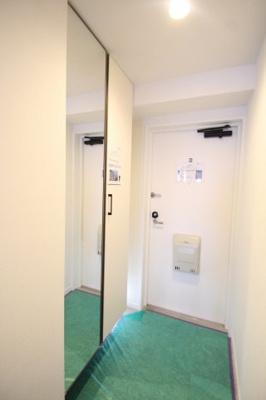 【玄関】シティホームズ海老名 3階 3LDK〈リフォーム済みマンション〉