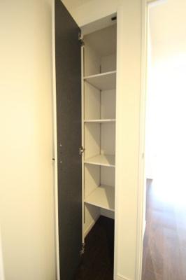 【収納】シティホームズ海老名 3階 3LDK〈リフォーム済みマンション〉