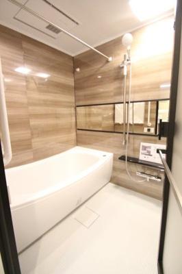 【浴室】シティホームズ海老名 3階 3LDK〈リフォーム済みマンション〉