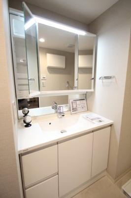 【独立洗面台】シティホームズ海老名 3階 3LDK〈リフォーム済みマンション〉