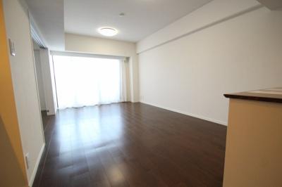【居間・リビング】シティホームズ海老名 3階 3LDK〈リフォーム済みマンション〉