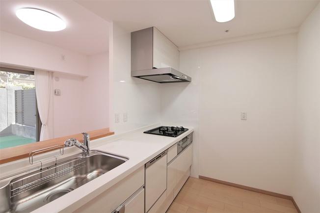【キッチン】ローレルコート緑橋 103