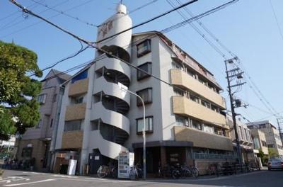 【外観】利回り:約11.9パーセント!大阪市内一棟収益物件