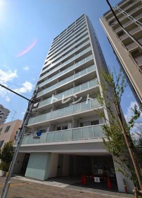 【外観】コンフォリア西新宿