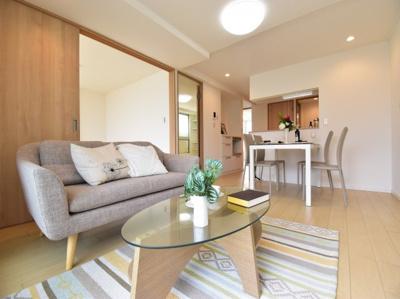 沢といえるほどの豊かな居住性と、プライドを満たすクオリティが見事に調和した住空間。