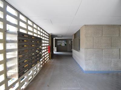 きれいに整頓された共用部分は、そのマンションの管理体制がわかる一つの指標となります。