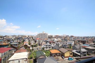 【展望】サングレイスかしわ台壱番館 最上階5階 3LDK〈リフォーム済みマンション〉