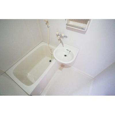 【浴室】パークハイツ根岸