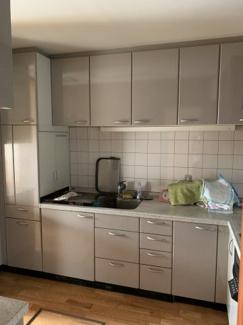 【キッチン】本江M店舗兼住宅