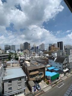 【展望】プレミアムキューブ北品川