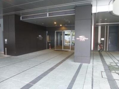 【エントランス】イーストコア曳舟二番館