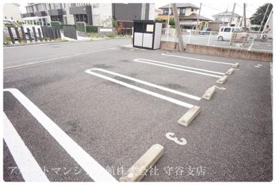 【駐車場】グラン ソレイユA