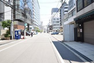 岩田東急ビル 前道