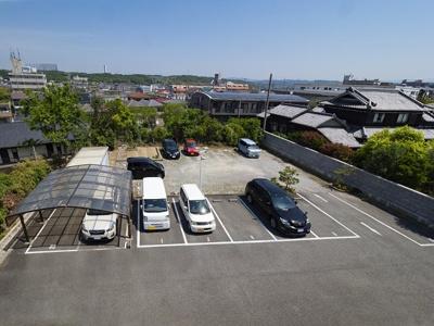 【駐車場】アステヒル神戸