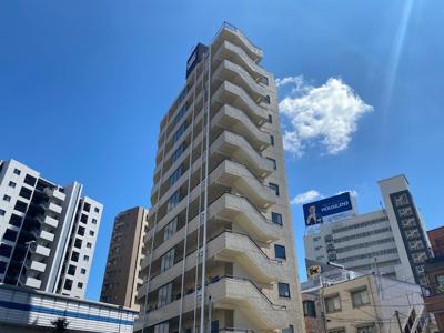 【外観】ライオンズマンション三軒茶屋第6