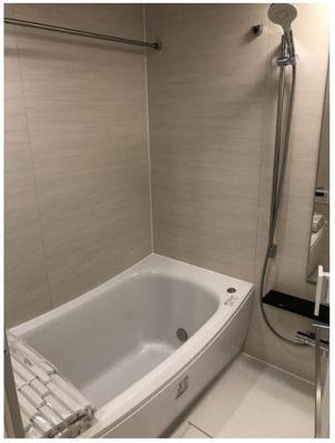 【浴室】トーア由比ガ浜