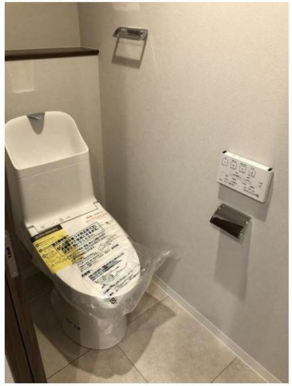 【トイレ】トーア由比ガ浜
