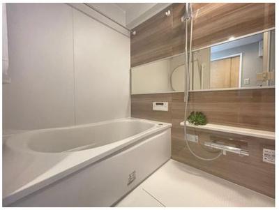 【浴室】ヒルズ鎌倉玉縄