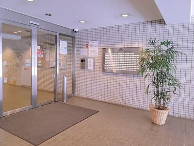 【エントランス】ライオンズマンション三宮