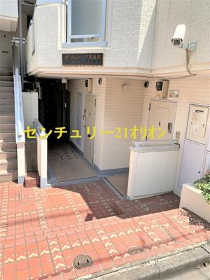 【エントランス】パールシティ第一豊島園