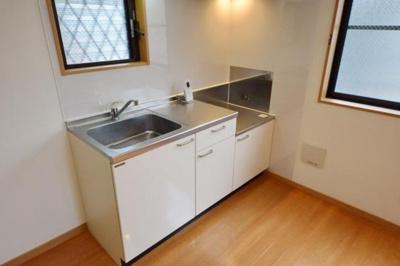 【キッチン】ハナハウス(Hana House)