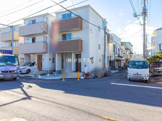 上青木2丁目16-17(2号棟)新築一戸建てリーブルガーデン